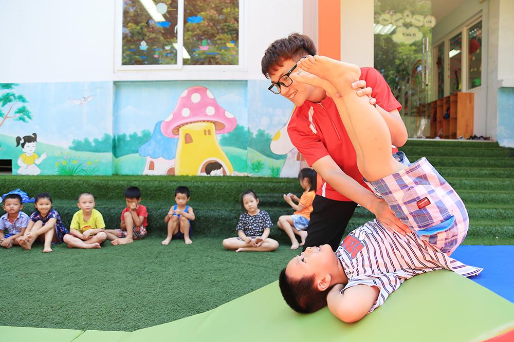 Lớp học Sporty KID